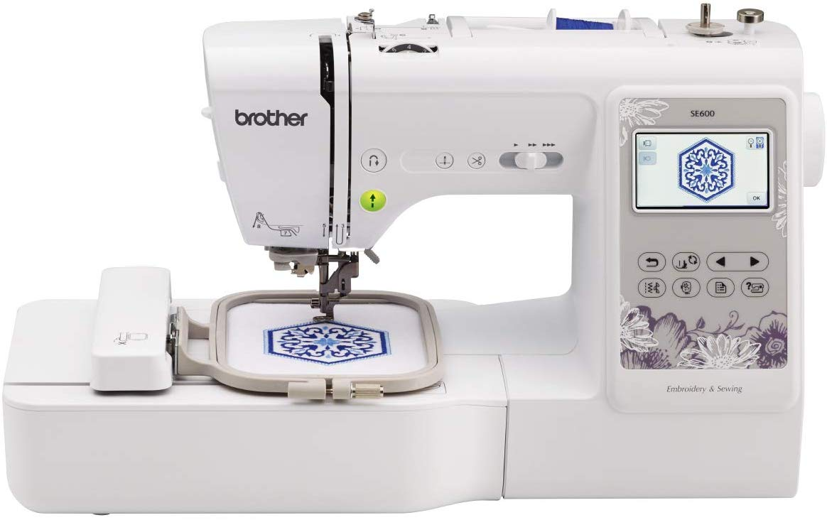 Brother SE600 Sewing Machine- Cheap Sewing Machines