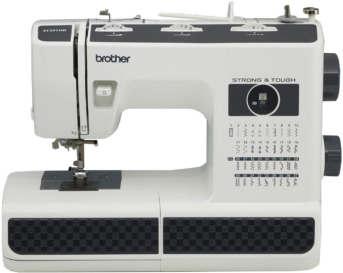 Brother ST371HD Sewing Machine - Leather Sewing Machines