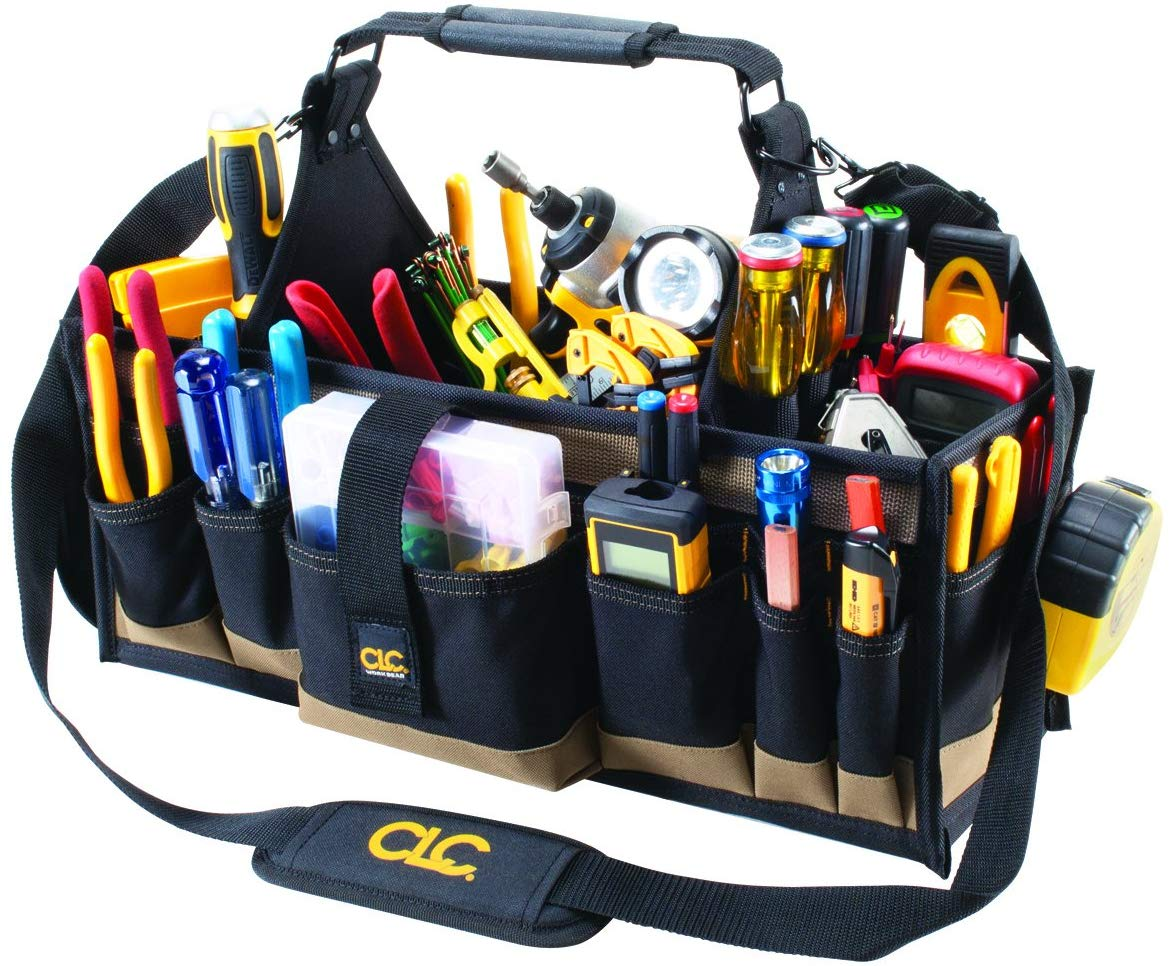 CLC Custom LeatherCraft 1539 - Tool Bags for Plumbers