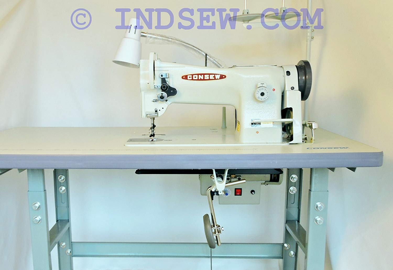 Consew206RV-5 Sewing Machine - Leather Sewing Machines