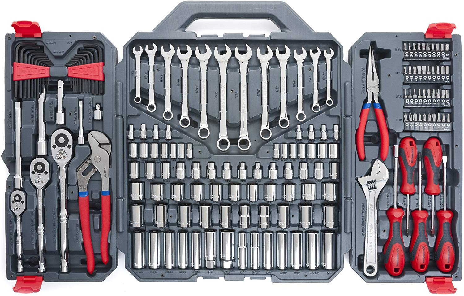 Crescent CTK170CMP2 - Mechanics Tool Set
