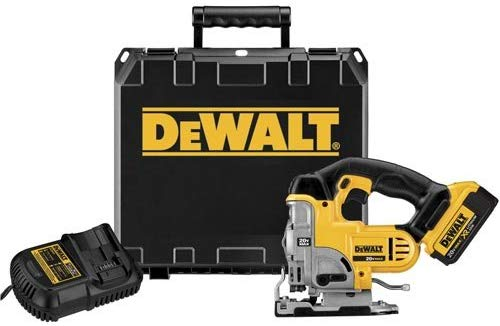 DEWALT 20V MAX Jig Saw Kit - Woodworking Saws