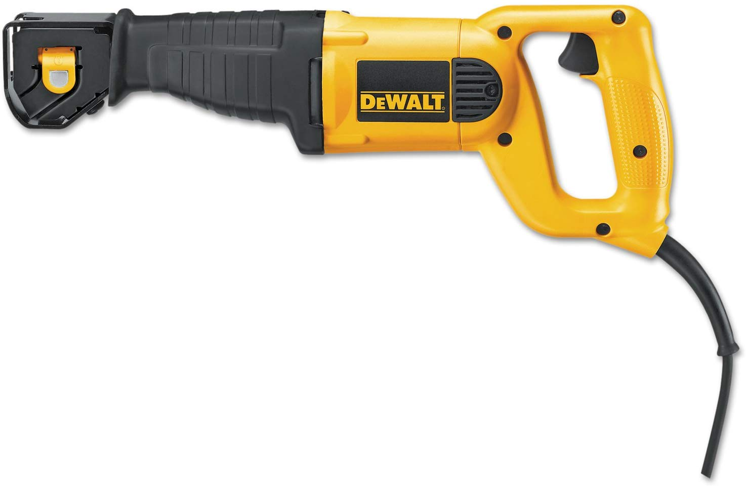 DEWALT DWE304 Reciprocating Saw 10-AMP - Metal Cutting Tool