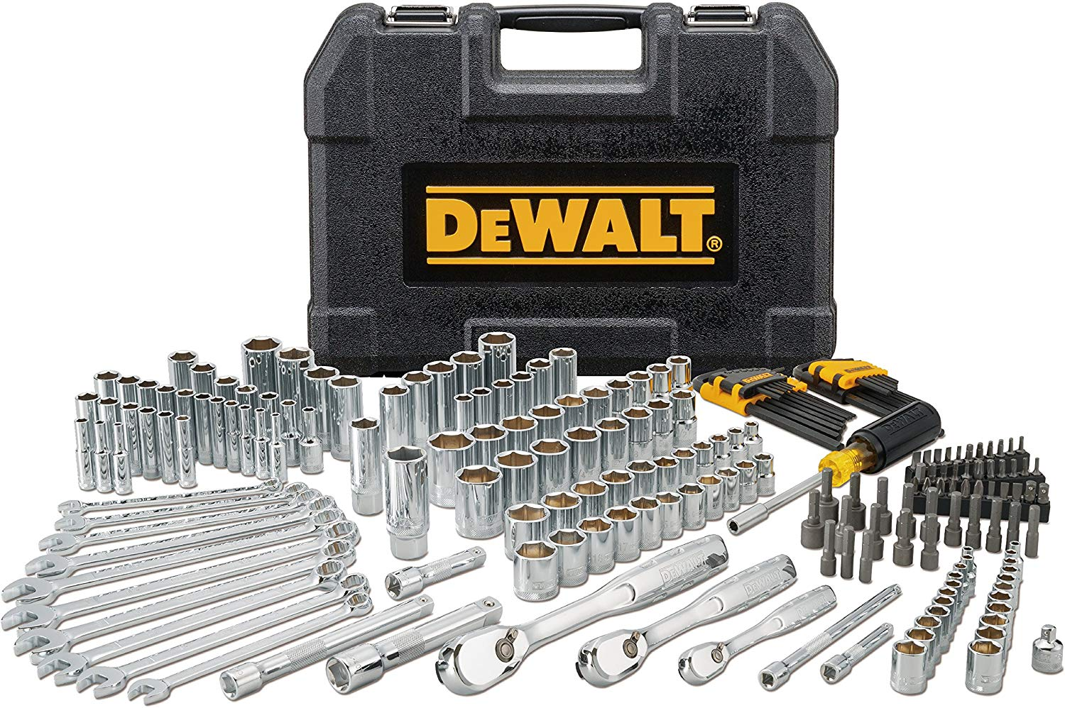 DEWALT DWMT81534 205Pc - Mechanics Tool Set