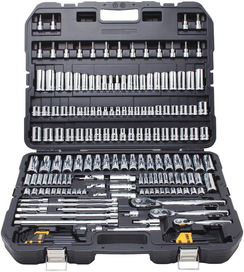 Dewalt DWMT75049 - Mechanics Tool Set