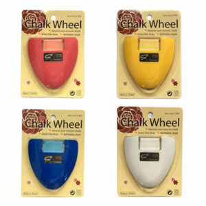 Le Summit Chalk Wheel Fabric Markers - Chalks for Tailors
