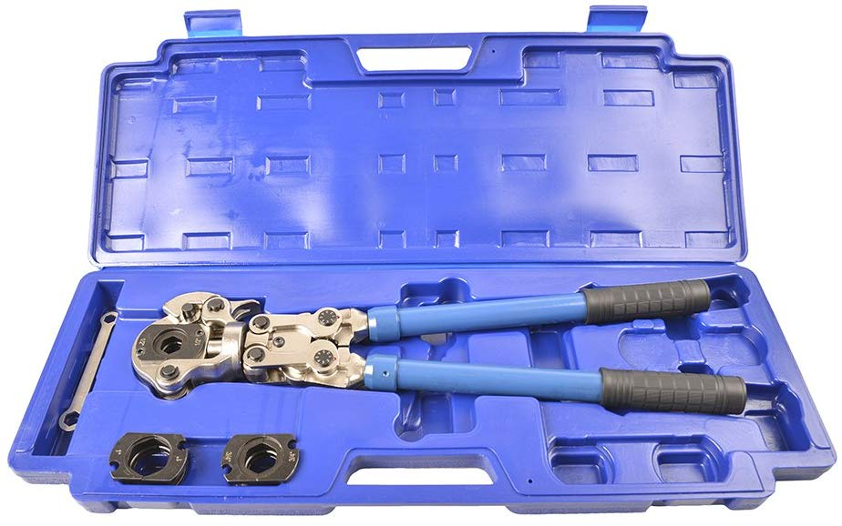 IWS- 1632AF Copper Tubing Pressing Tool Kit - Tool Kits for Plumbers