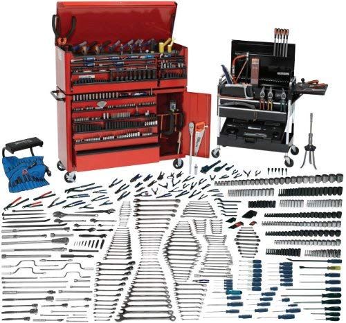 JH William WSC -1390TB - Mechanical Tool Set