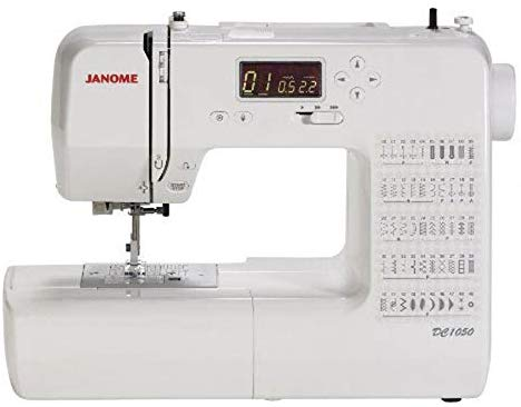 Janome DC1050 Computerized Sewing Machine - Heavy Duty Sewing Machines