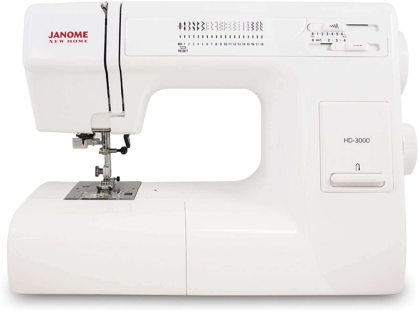 Janome HD3000 Sewing Machine - Leather Sewing Machines