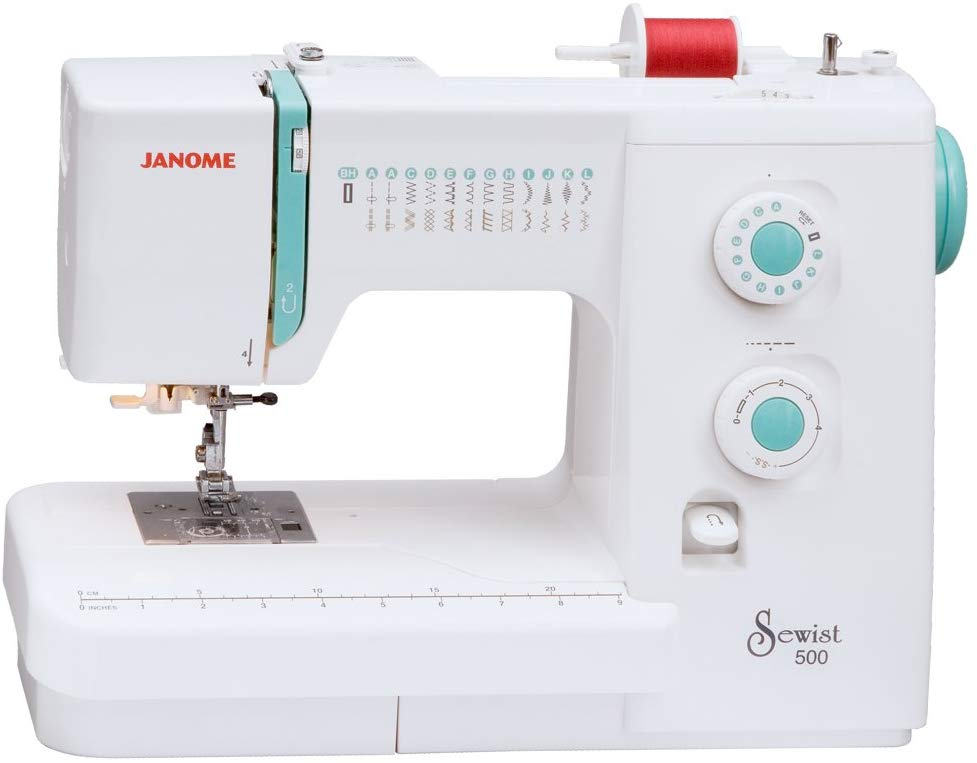 Janome Sewist 500 Sewing Machine - Leather Sewing Machines