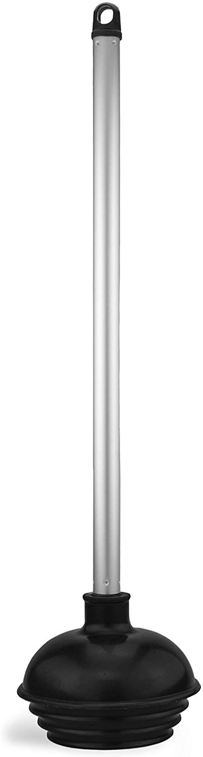Neiko 60166A Toilet Plunger with Patented All-Angle Design - Toilet Plungers