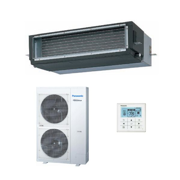 Panasonic Inverted Ducted Air Conditioner - Ducted Air Conditioners