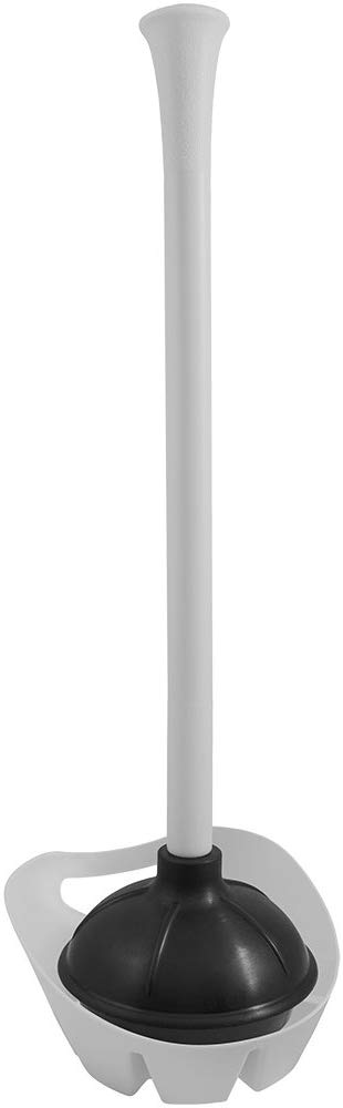 Plumb Craft MAXClean Toilet Plunger and Brush - Toilet Plungers