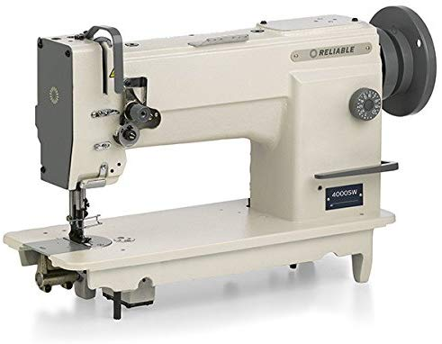 Reliable 4000SW Single Needle Walking Foot Sewing Machine - Leather Sewing Machines
