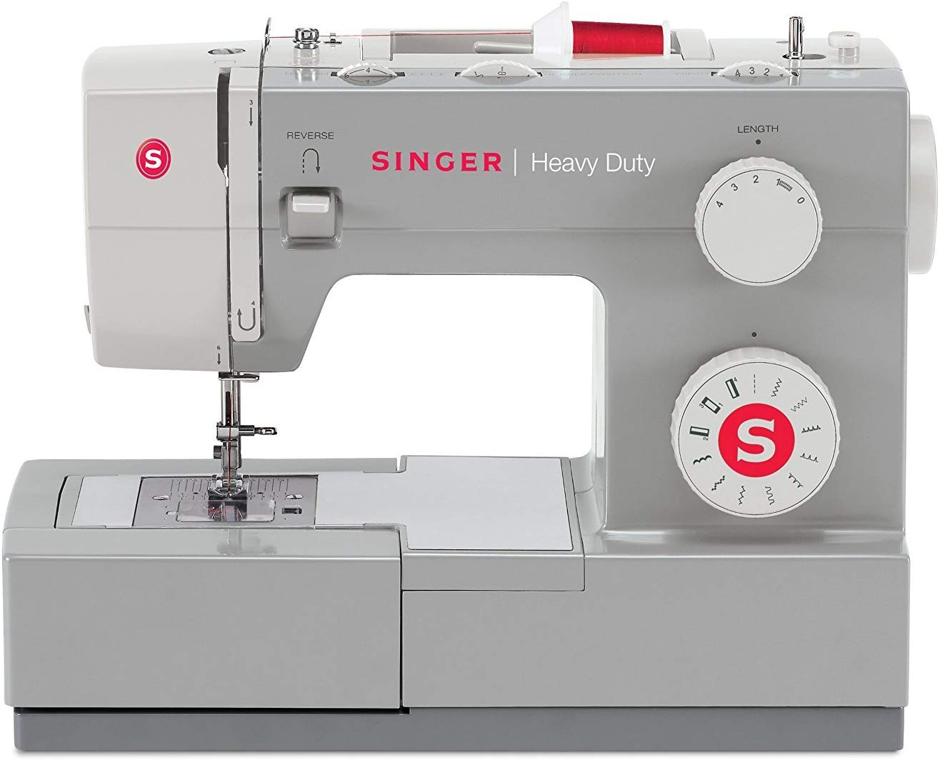 Singer Heavy Duty 4411 Sewing Machine - Heavy Duty Sewing Machines