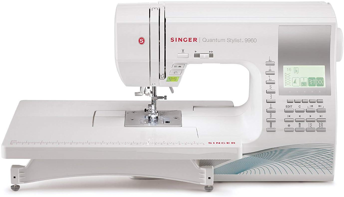 Singer Quantum Stylist 9960 Sewing Machine - Leather Sewing Machines