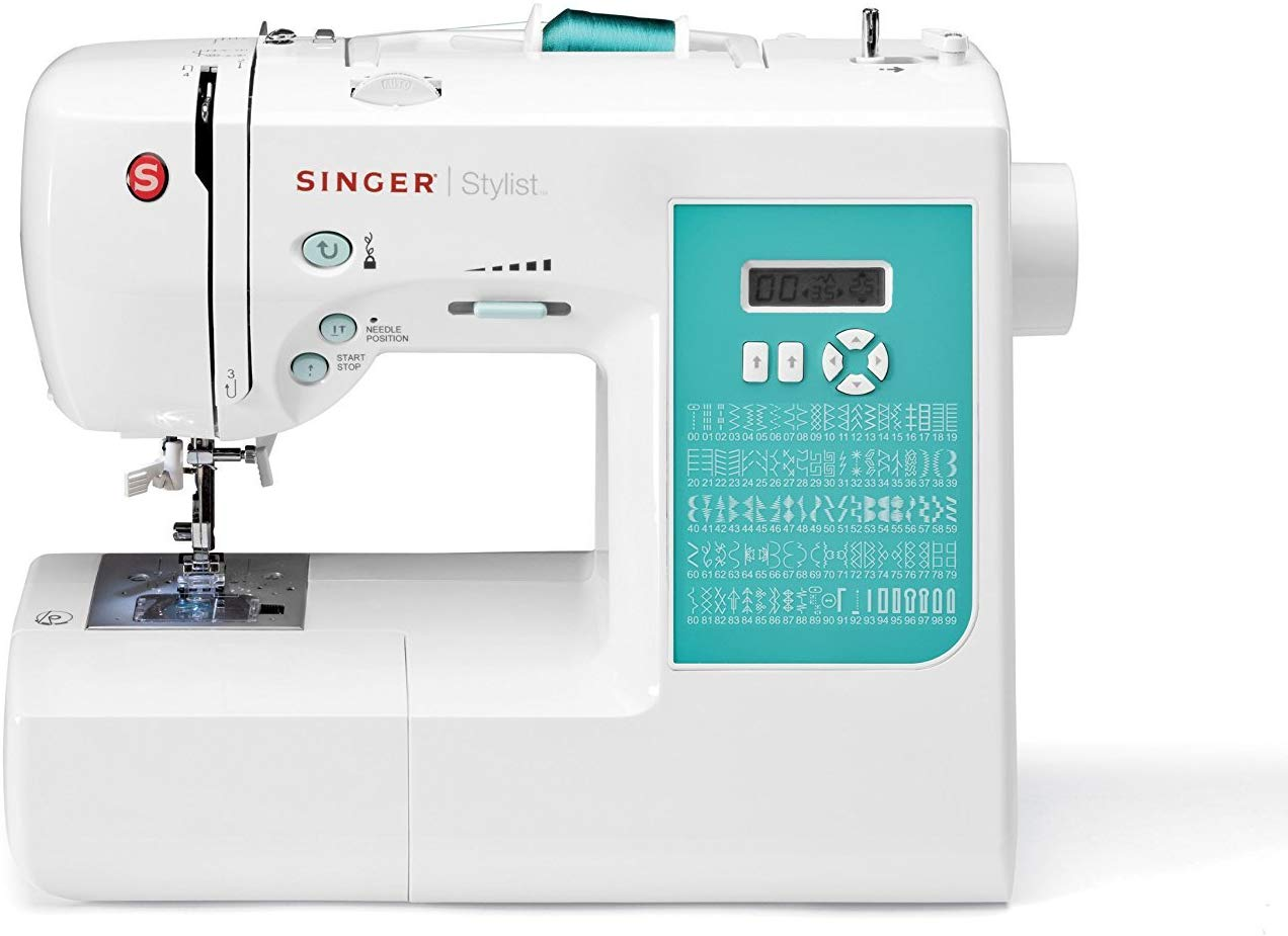 Singer Stylist 7258 Sewing Machine - Heavy Duty Sewing Machines