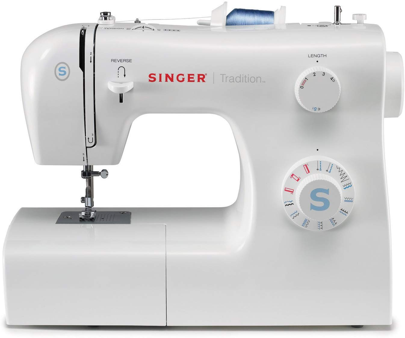 Singer Tradition 2259 Portable Sewing Machine - Leather Sewing Machines