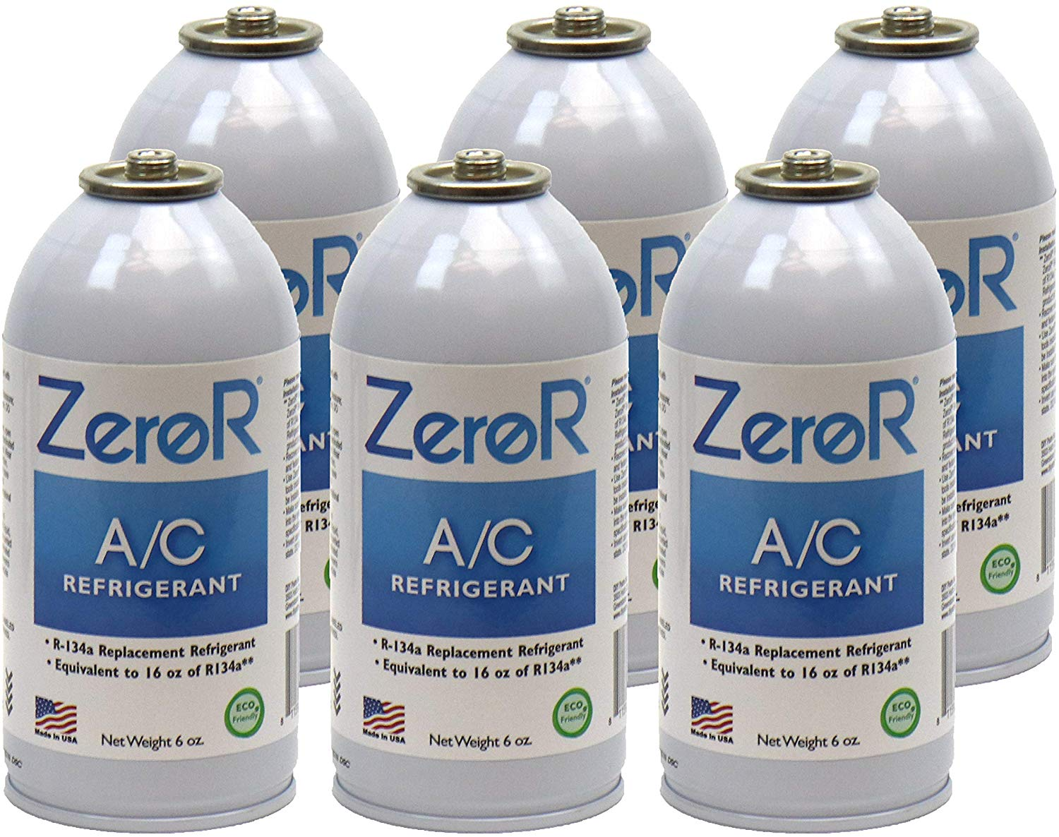 ZeroR AC Refrigerants | Gas Kits for Air Conditioners