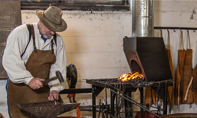 Best Blacksmith Forges