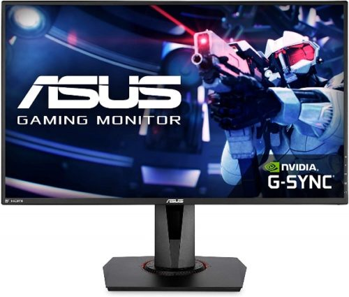 "ASUS VG278QR 27"" Gaming Monitor - Gaming Monitors with Speakers"