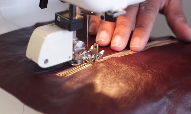 leather sewing machines