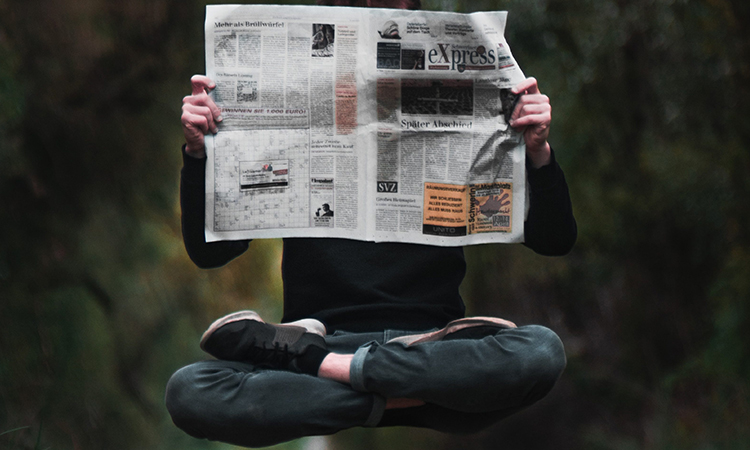 Cover image for the article on the top 30 newspaper WordPress themes