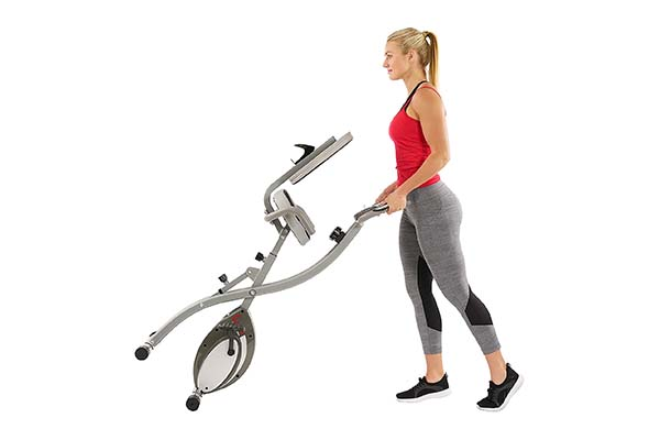 Foldable, Comfortable and Compact Exercise bike