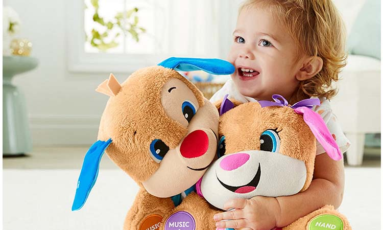 Top Ten Toys for a 2-Year-Old Girl