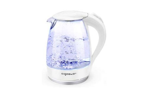 Aigostar Glass Electric Tea Kettle