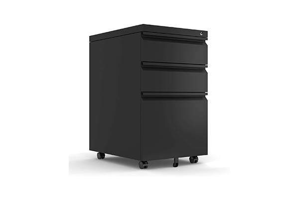 Aobabo Mobile File Cabinet- Office Storage Cabinets