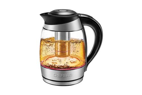Chefman Electric Kettle - Glass Electric Kettles