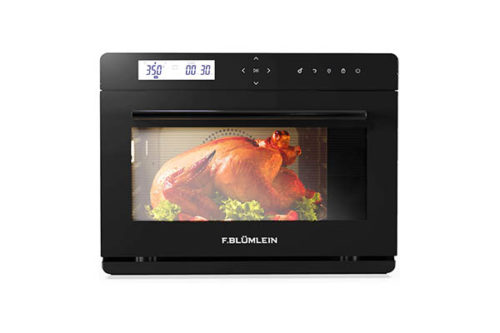 F.Blumlein Steam Convection Oven Countertop 34 Qt - Grill Microwave Ovens