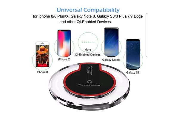 Fantasy Wireless Charger for iPhone and Android Devices