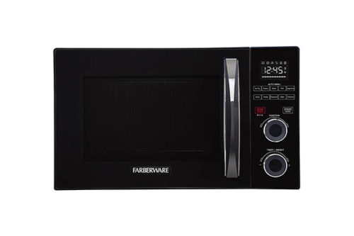 Farberware FMO10AHSBKA Countertop with Healthy Air Fry and Grill - Grill Microwave Ovens