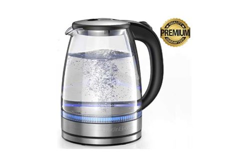 HadinEEon Electric Kettle - Glass Electric Kettles
