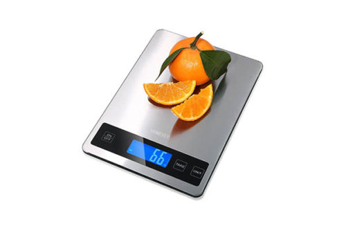 Homever 15kg Food Scale - Kitchen Weighing Scales