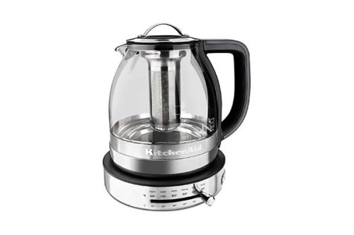 KitchenAid Electric Glass Tea Kettle - Glass Electric Kettles