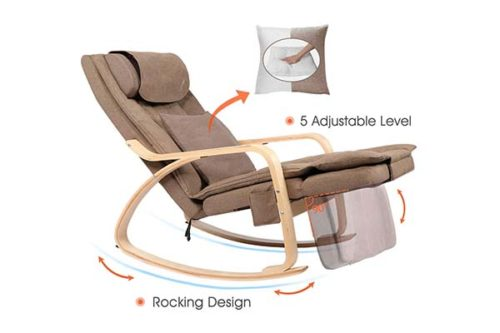 OWAYS Full Back Massage Chair - Back Massage Chairs