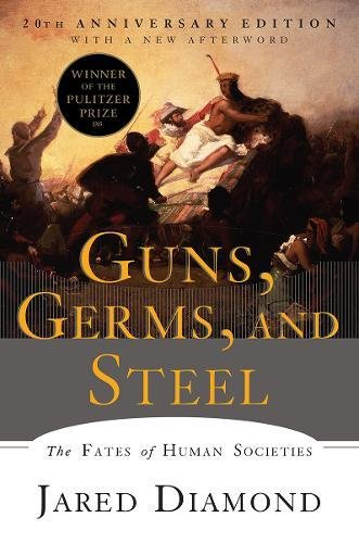 Guns, Germs, and Steel - History Book