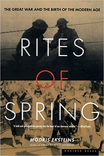 Rites of Spring - History Book