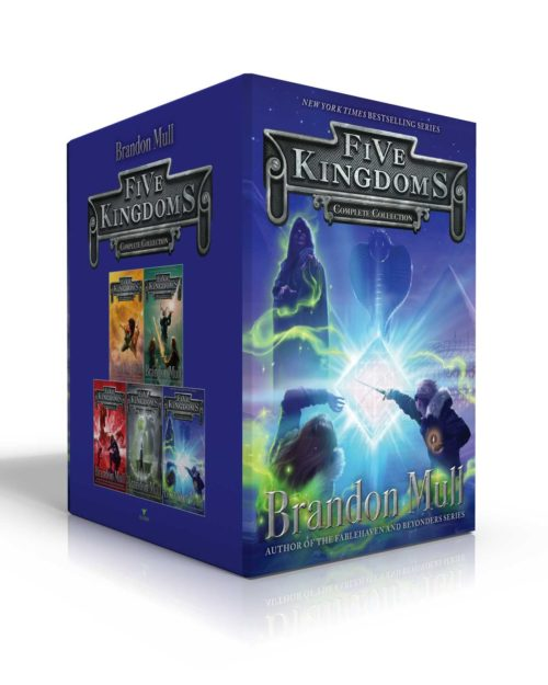 Five Kingdoms - Book for Boys
