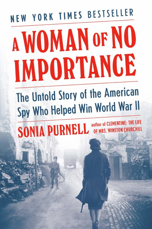 A Woman of No Importance - History Book