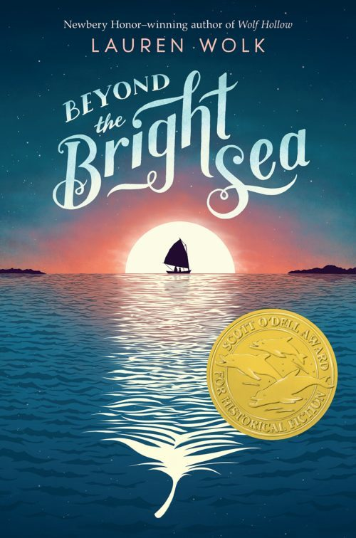 Beyond The Bright Sea - Book for Boys
