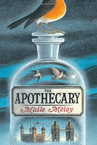 The Apothecary - Book for Boys