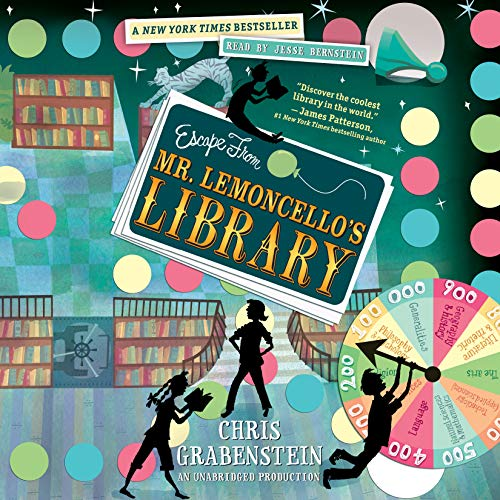 Escape from Mr. Lemoncello's Library Audible Audiobook – Unabridged