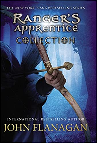 The Ranger's Apprentice - Book for Boys