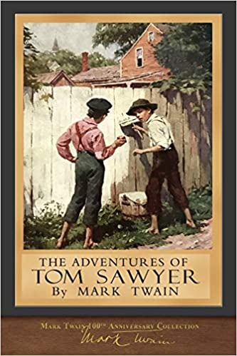 The Adventures of Tom Sawyer - Book for Boys