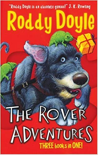 The Rover Adventures - Book for Boys